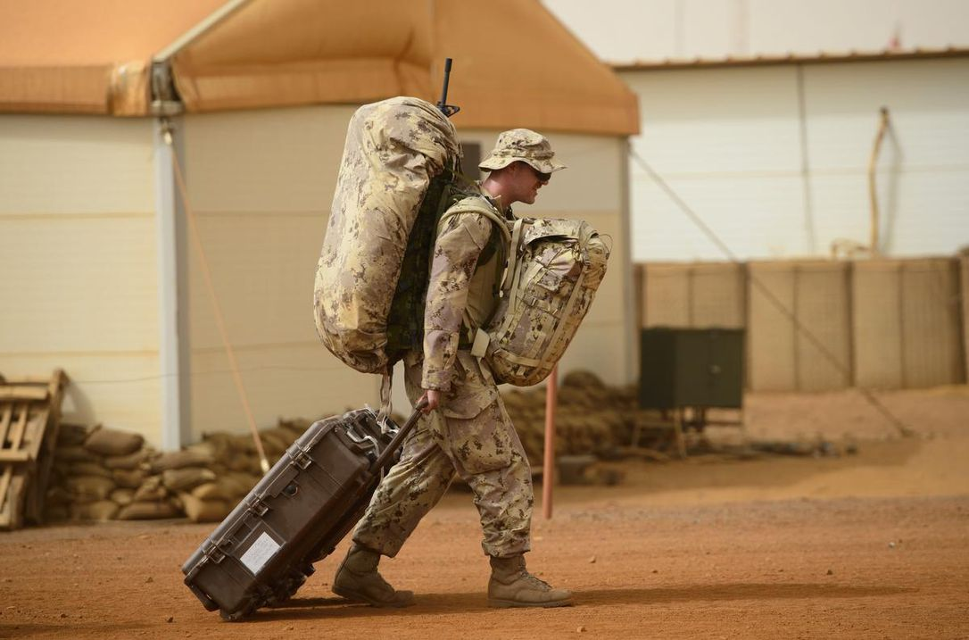 Mali – German peacekeepers warn about cost-conscious UN as more Canadians arrive inMali