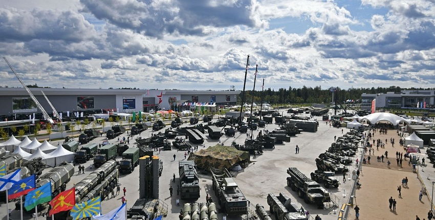 Russia – Africa: Military Partnership(Opinion)