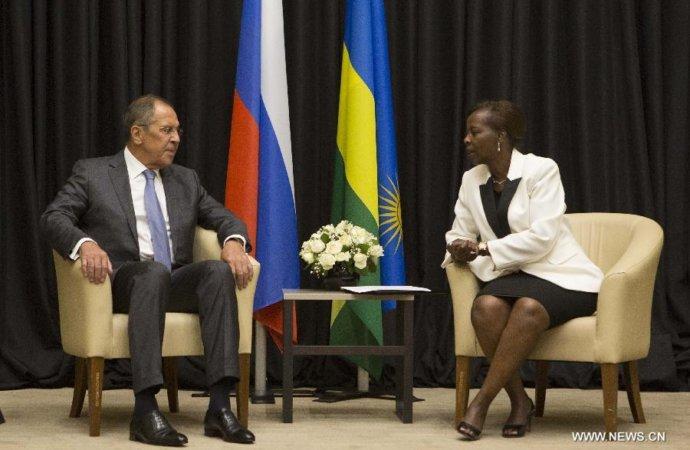 La Russie et le Rwanda discutent de la vente de systèmes de défenseaérienne