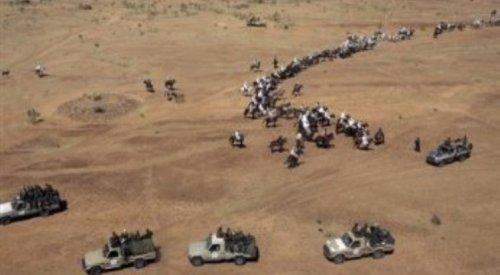 Sudan, Libya, Chad and Niger sign border protectionagreement