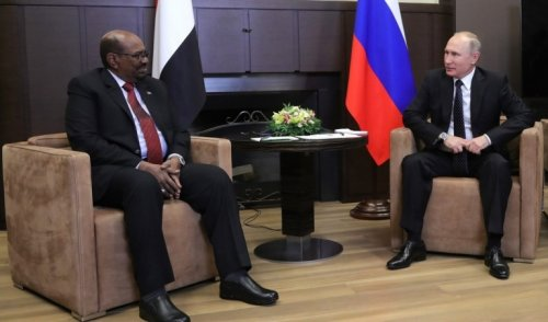 Russia, Sudan are discussing naval supply centre, not military base:diplomat