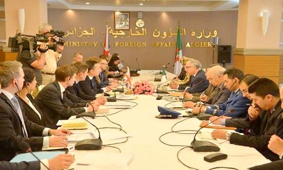 Algérie /UK – Dialogue stratégique algéro-britannique sur les questions de sécurité àAlger