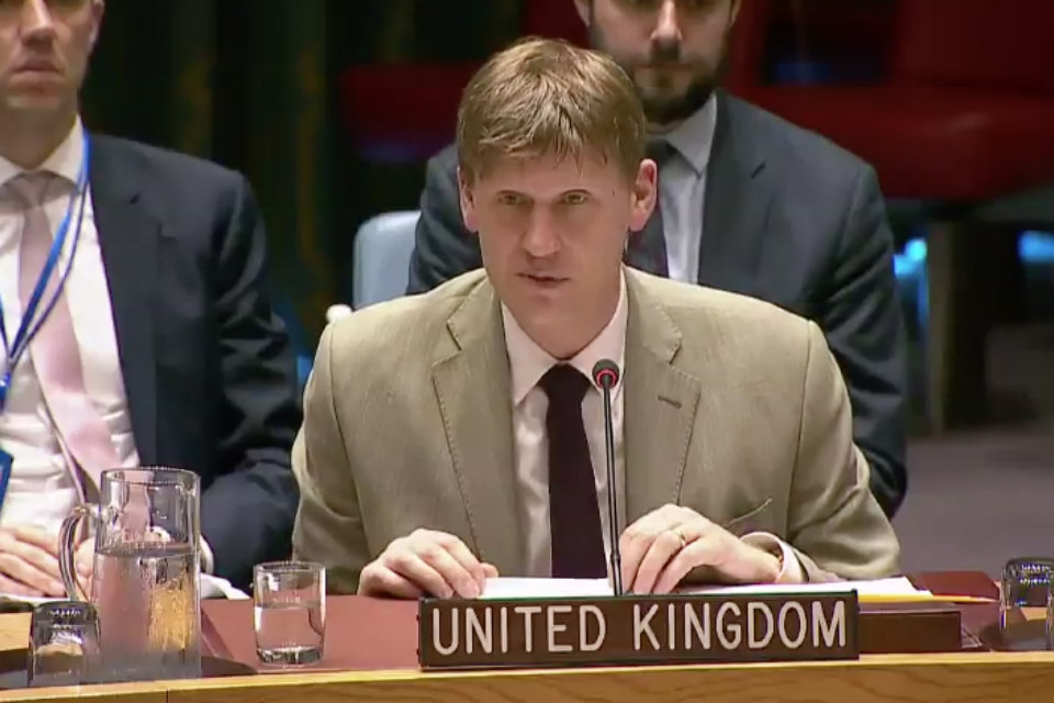 Mali /UK – Encouraging an integrated approach to address the causes of instability in Mali and the Sahel (Speach)