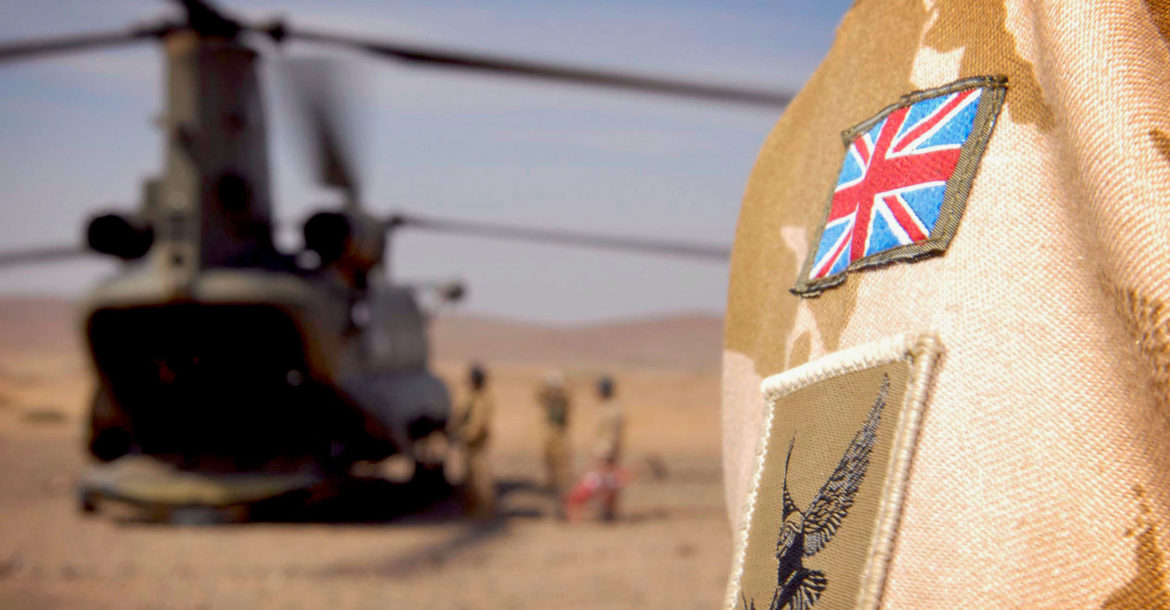 Mali / Sahel – First UK troops arrive in Africa to support France's Barkhane mission in the Sahel