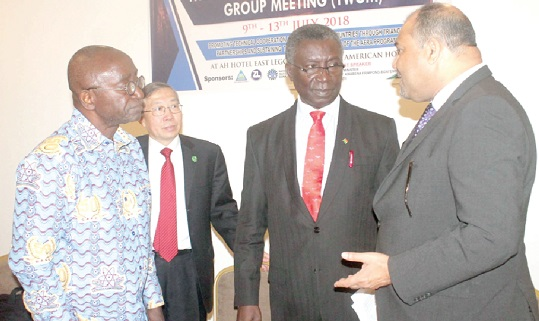 Accra – Experts in nuclear science meet to review work