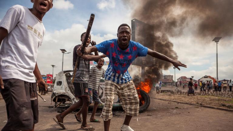 Mali – Des agitateurs professionnels congolais en route pour leMali