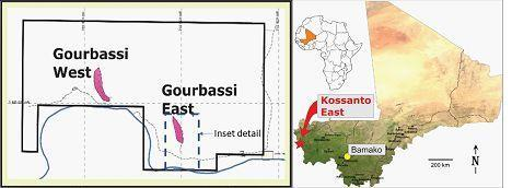 Mali – Ashanti Gold unveils further encouraging drill results at Kossanto East project in Mali