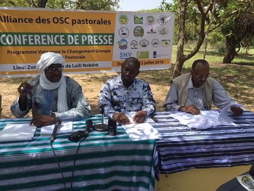 Burkina – Récurrence de conflits agriculteurs-Eleveurs : des Organisations de la société civile pastorales mènent un plaidoyer auprès desdécideurs