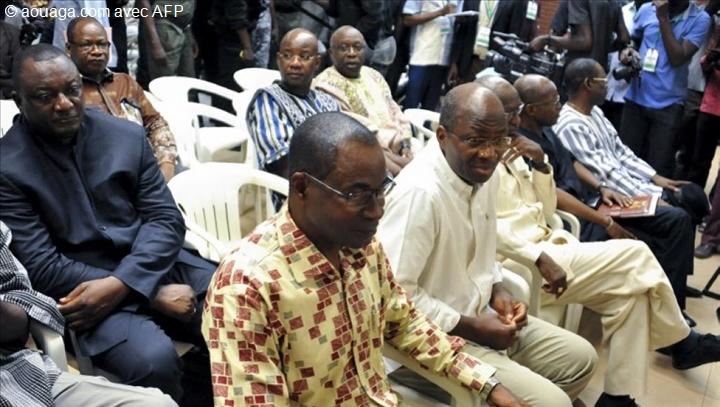 Burkina – Procès du putsch Koussoubé et les trois camps duRSP