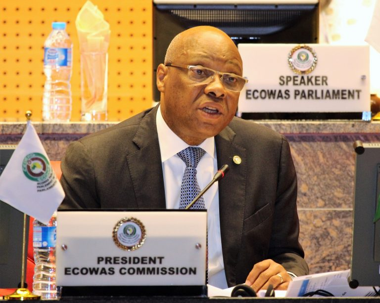 President of Economic Community of West African States (ECOWAS) Commission and the United Nations (UN) Special Representative for West Africa and the Sahel Concluded a High-Level Visit to The Gambia
