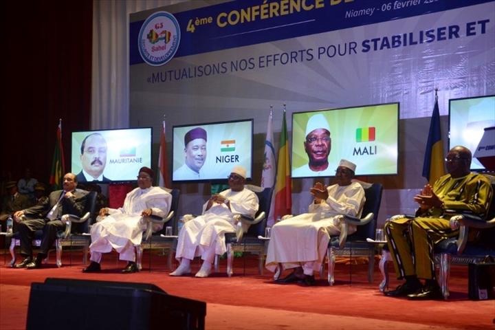 Niger- Sommet interparlementaire des pays du G5 Sahel à Niamey le mardi 17juillet
