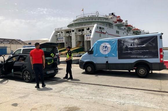 Lutte antiterroriste: Interpol dans huit ports de la Méditerranée dontl'Algérie