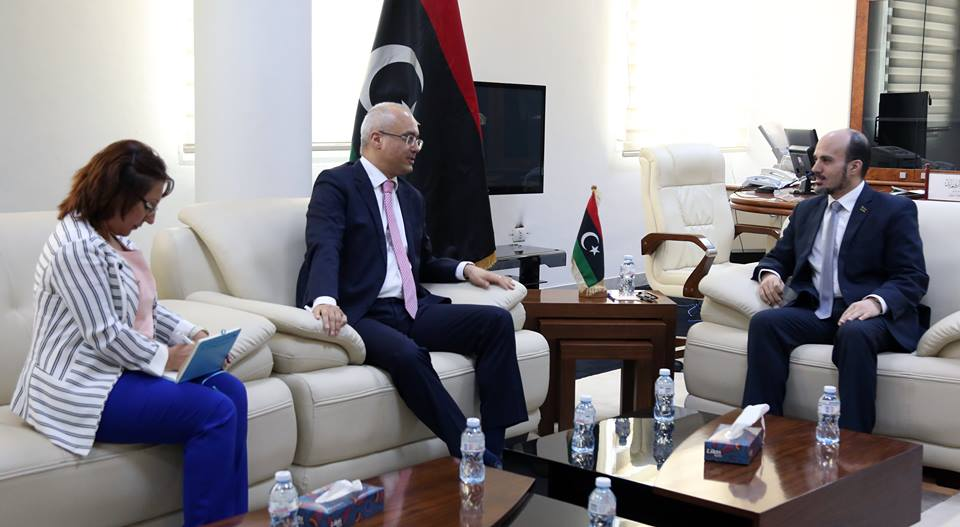 Libya, Turkey review cooperation