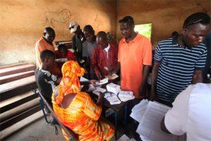 Mali – Cartes d'électeur : le taux de retrait était de 43,88% à la dated'hier