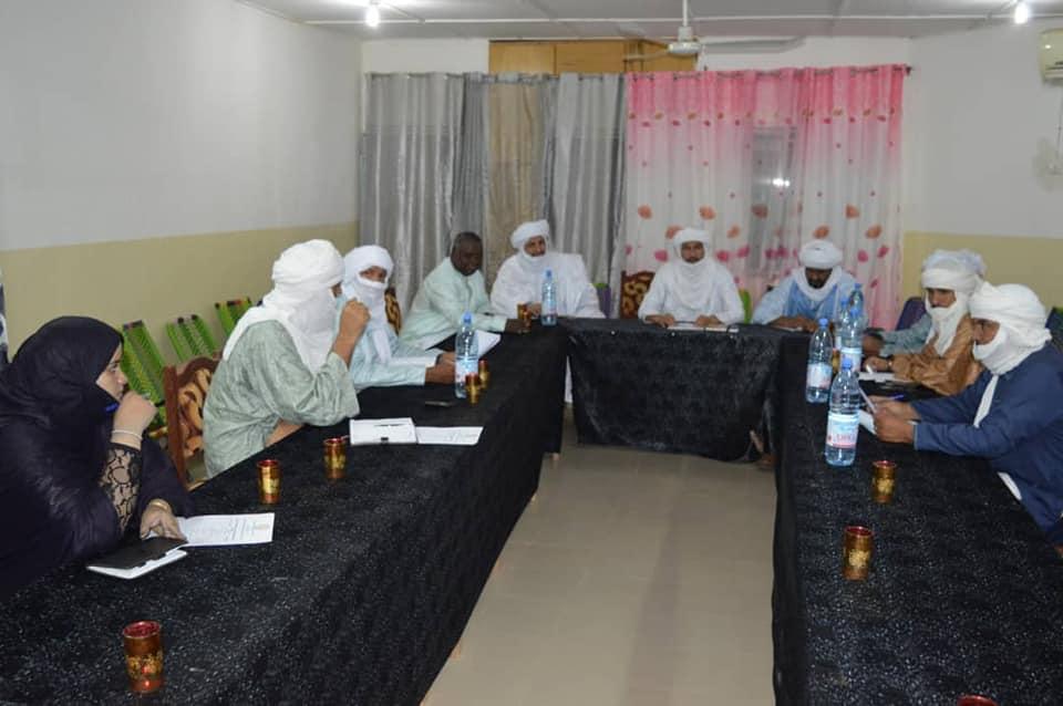 Mali / CMA: Déclaration finale de la session ordinaire du Comité Directeur de la CMA(09/07/2018)