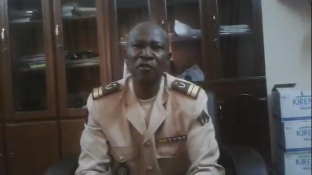 Mali – Armée malienne: Le commandant Mohamed Issa Ouédraogo dépose sadémission