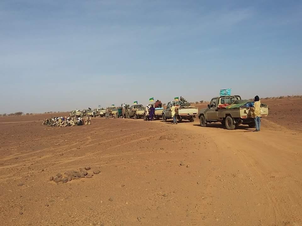 Mali – Communiqué de la coalition GATIA-MSA sur les combats du 18 juillet 2018 à Intillilt#Sécurité