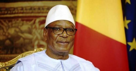 Algérie/Mali – Le président Kéïta tient au parachèvement de la mise en oeuvre de l'accord de paixd'Alger