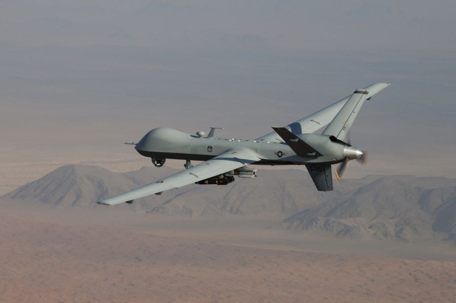 Armed US drones up and running in Niger