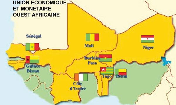 UEMOA : Les zones frontalières peuvent être un véritable pôle de développement#Sahel