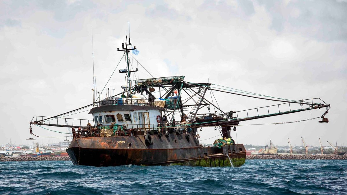 Drones equipped with AI are putting a stop to illegal fishing inAfrica