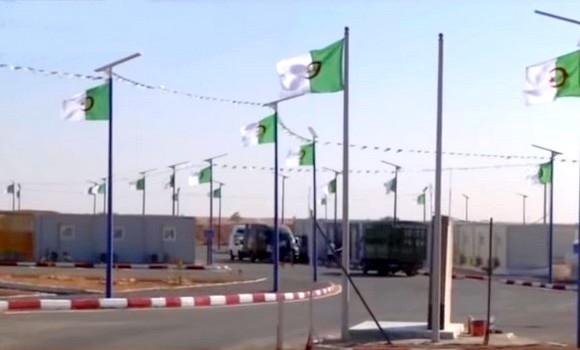 Algérie-Mauritanie : le nouveau poste frontalier, «un jalon supplémentaire» pour la coopération bilatérale(Bedoui)
