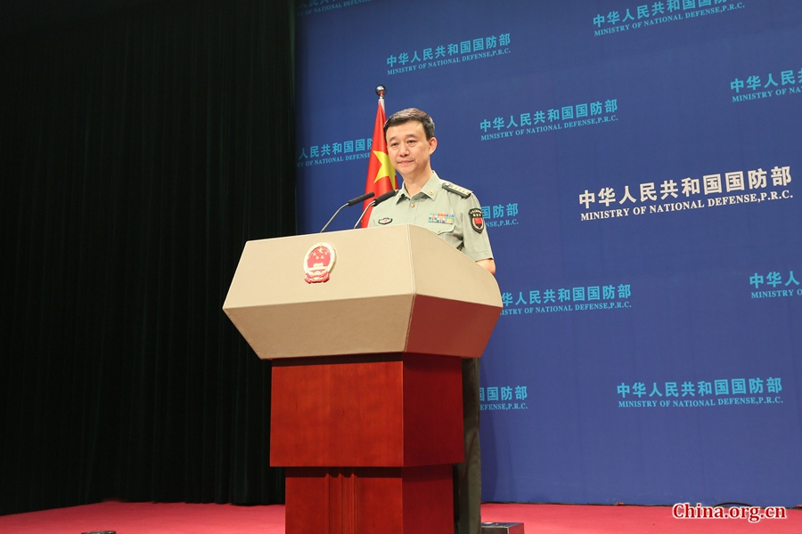 China, Africa to strengthen military exchanges, cooperation:MOD