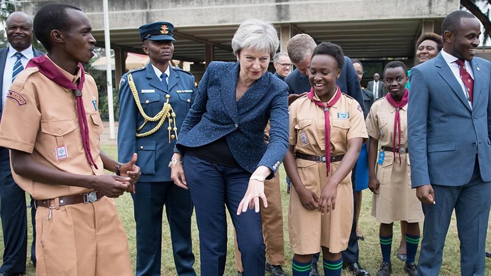 UK to train Nigerian army counterterror squads to fight Boko Haram under new securitypartnership
