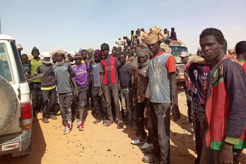 Chad – IOM Chad Calls for Urgent Funding to Assist Thousands of Migrant Gold Miners #Tchad