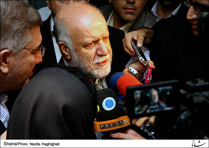Iran oil minister to attend JMMC meeting in Algeria in September:ISNA