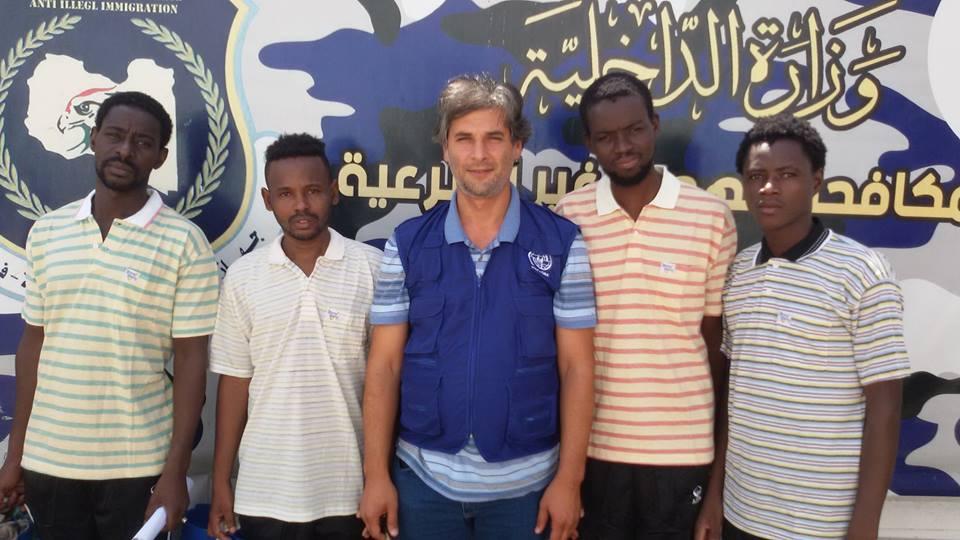 Mali/Libya – Anti-Illegal Immigration Agency repatriates 124 Malians under voluntary returnprogram