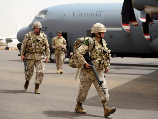 Mali – Canada sending police to Mali as part of peacekeepingmission
