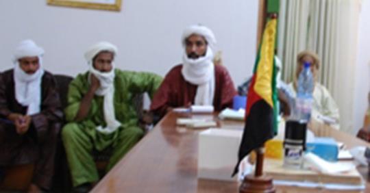 Mali – Communiqué de la Coordination des Mouvements de l'Azawad(CMA)
