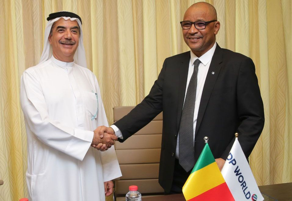 Mali/UAE – DP World plans to build logistics hub in Mali in Africa push