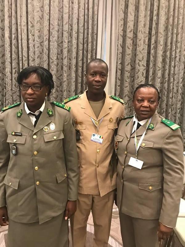 Mali – Africa Endeavor 2018: le Mali présent#Militaire