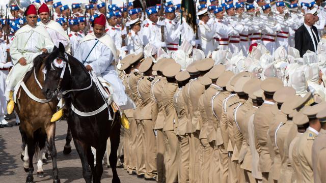 Le rétablissement du service militaire obligatoire fait polémique auMaroc