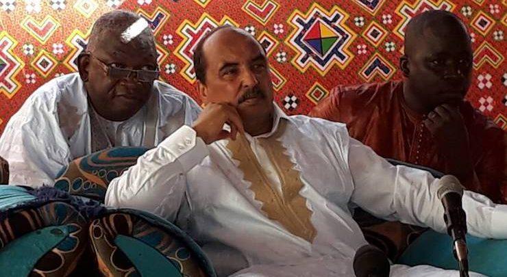 Mauritanie / Aziz : « Des extrémistes soutenus de l'extérieur prennent part aux prochaines élections»
