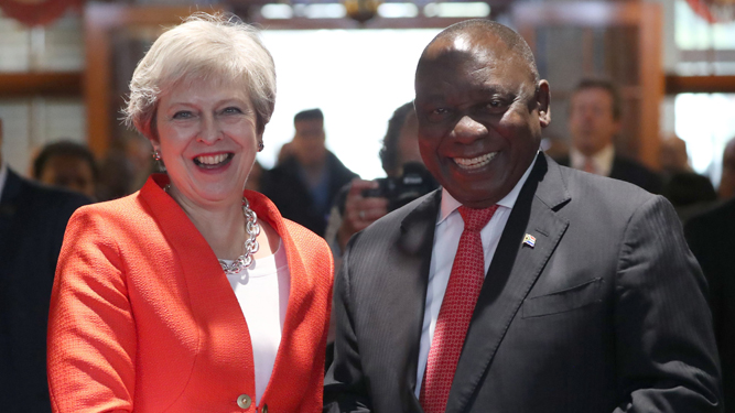 UK/Africa – I'm not leaving until you've bought some missiles, May tells Africa #Defence #Military