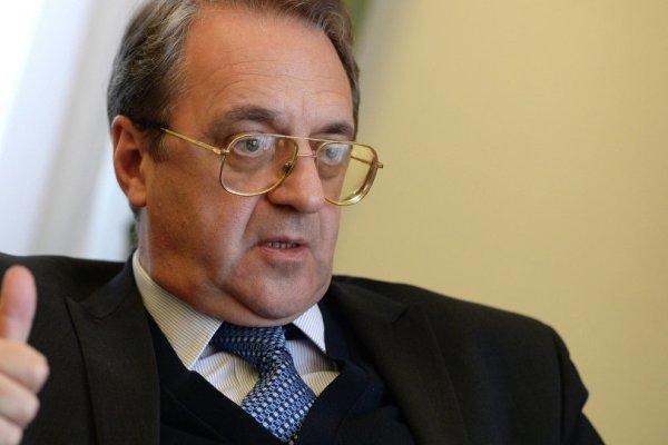 Russia/Burkina Faso : Press release on Deputy Foreign Minister Mikhail Bogdanov's meeting with Ambassador of Burkina Faso to Russia Antoine Somdah#Military
