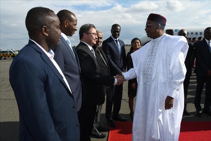 Niger- Le président nigérien en visite officielle en Allemagne axée sur la sécurité et la migrationillégale