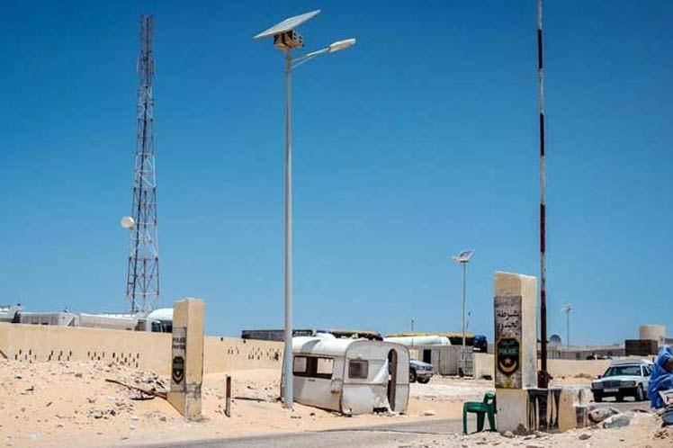 Mauritanie/Algérie –  Sahara : Une jonction terrestre algéro-mauritanienne en faveur duPolisario
