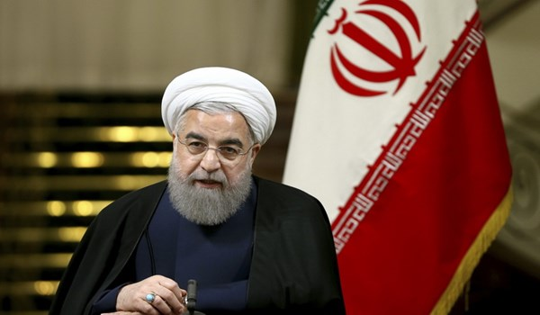 Iran/Niger – Rouhani Calls for Expansion of Iran-Niger Ties