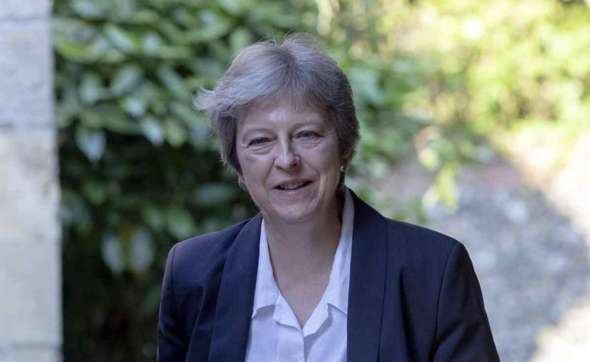 UK's PM May to make 3-nation visit to Africa this week