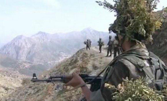 Algérie – Saisie d'une quantité d'armes et de munitions à Bordj Badji Mokhtar et In Guezzam(MDN)