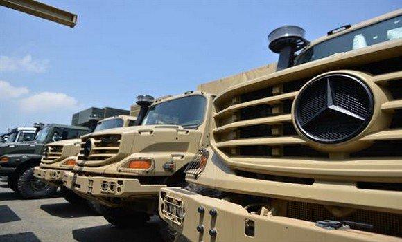Algérie-Allemagne: Les relations économiques en quête d'un nouvel élan#militaire