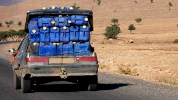 Algérie – Saisie de 6680 litres de carburant à Souk-Ahras, Tébessa et El-Tarf(MDN)