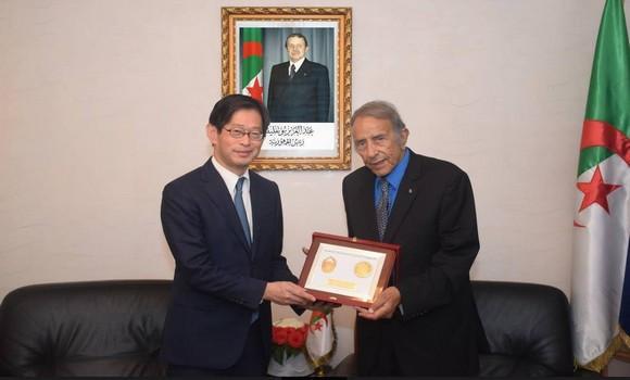 Algérie-Japon: les moyens de renforcer la coopération policière examinée àAlger