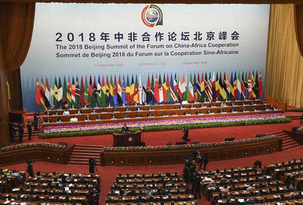 Chine-Afrique – Un rapport sur la coopération amicale sino-africaine publié àBeijing