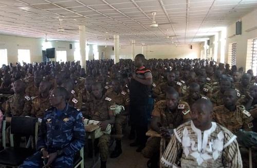 Burkina – Lutte contre la cybercriminalité: Des sous-officiers de la gendarmerie à l'école de laCIL