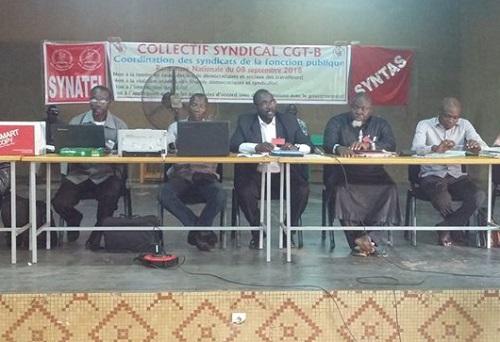 Burkina – Lutte contre le terrorisme : Des syndicats exigent du pouvoir des actions fortes eturgentes